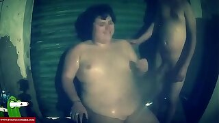retarded fat girl gets fucked by her cousing DIE057